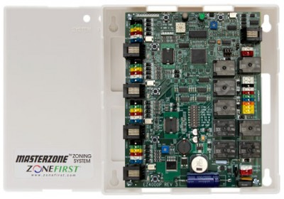 MZP4 – 4 Zone All-In-One Zone Control Panel
