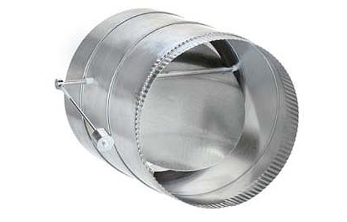 SPRD – Round Static Pressure Regulating Damper