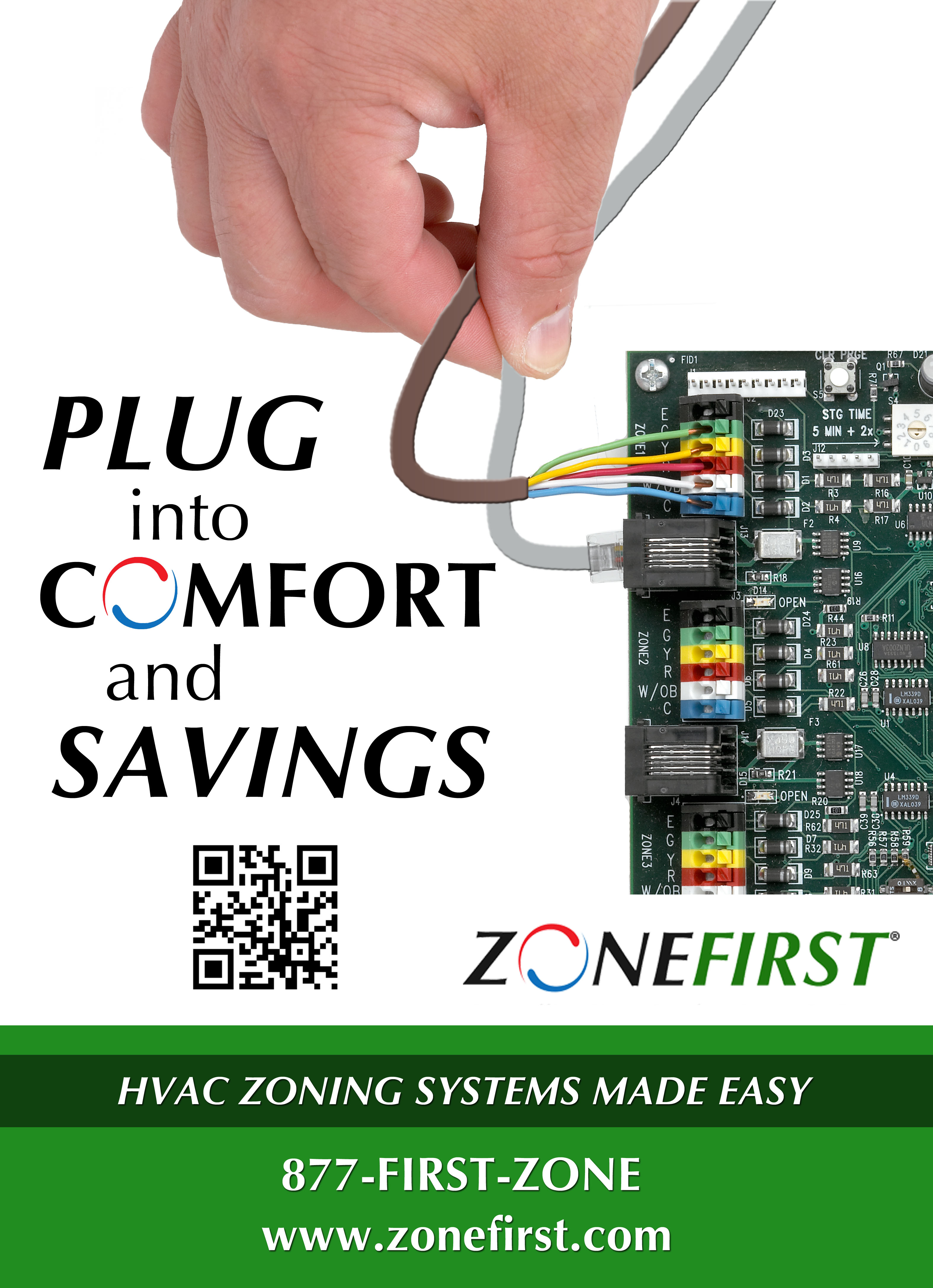 zone controls | hvac zoning | zonefirst
