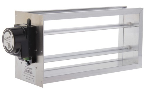 ZDSM – Side Mount Rectangular Power Open/Close