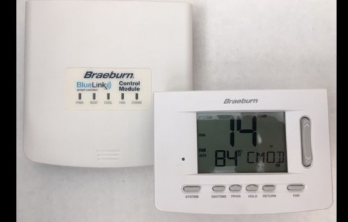 WTR – Wireless Thermostat & Receiver